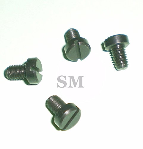 4 SCREWS FOR SINGER SEWING MACHINE FEEDER PRESSER FOOT 29K, 71 72 73 29-4 #193 -