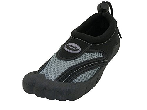 Wave Youth Kids Boys Girls Waterproof Barefoot Water Shoes 2285C (13, - Action Shoes Sports Youth
