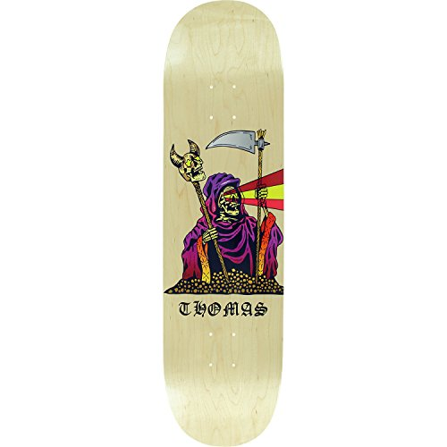 Zero THOMAS BOSS DOG SKATE DECK-8.25 w/MOB GRIP for sale  Delivered anywhere in USA