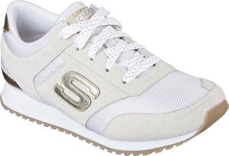 Skechers Originals Og 78 Gold Fever - Zapatillas de deporte Mujer blanco, dorado