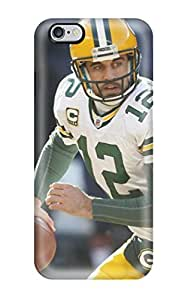 Top Quality Protection Aaron Rogers Pictures Case Cover For Iphone 6 Plus