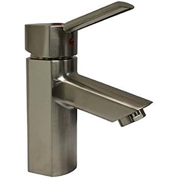 Kraus KEF-14901BN Ferus Single Lever Basin Bathroom Faucet