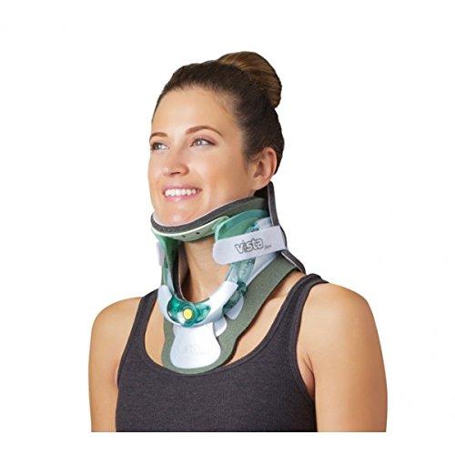 Aspen-modelo Aspen Vista TX collarín cervical bivalvos sternale con soporte altura regulable: Amazon.es: Salud y cuidado personal
