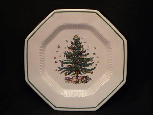CHRISTMASTIME DINNER PLATE PS