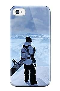 Audunson MloTqHY587bqggs Case Cover Iphone 4/4s Protective Case Shaun White Snowboarding by icecream design
