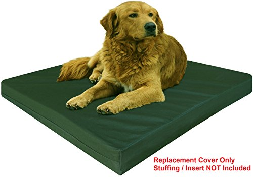 Dogbed4less Heavy Duty Canvas Duvet Pet Dog Bed External Cover 47''X29'' Extra Large - Replacement Cover only by Dogbed4less (Image #4)