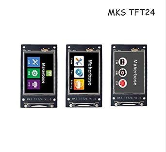 Piezas de la impresora 3D MKS TFT24 Mini pantalla inteligente del ...