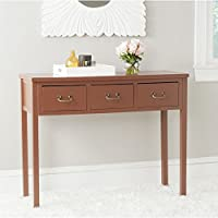 Safavieh American Homes Collection Cindy Terracotta Console Table