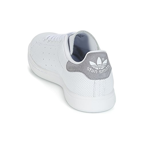 adidas Originals Unisex Adults' Stan Smith Low-Top Trainer White (Ftwr White/Ftwr White/Grey Three F17 B41470) order cheap price 2014 newest sale online 180Eol