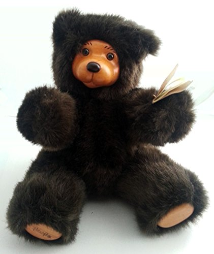 Raikes Originals Bear Doll by Applause: Cookie (660330)