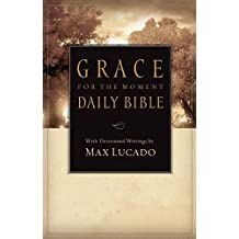 NCV, Grace for the Moment Daily Bible, Paperback