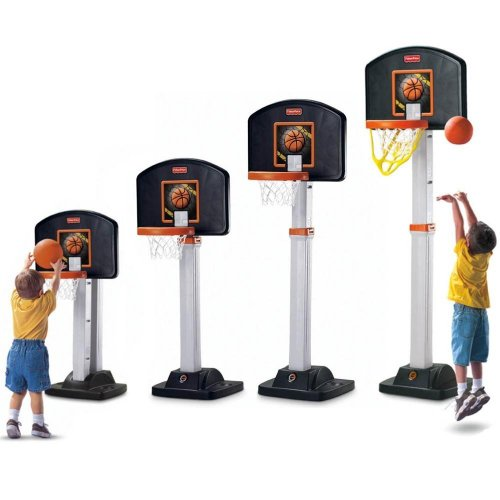 Popular Toys for 5 Year Old Boys Fisher-Price I Can Play Basketball
