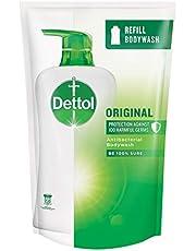 Dettol Anti-Bacterial Body Wash, Original, Refill, 900g