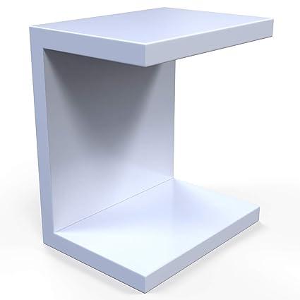 Amazon Com Wingits Ikea Styled White Floating Double Shelves