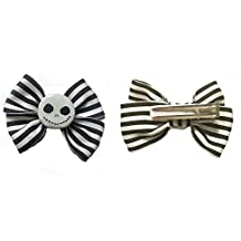 Jack Skellington Hair Bow (1pc)