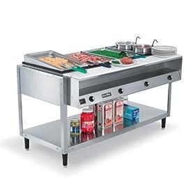 Vollrath (38004) Servewell 4-Well Hot Food Table