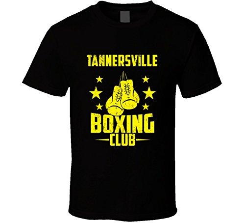 Jokertshirt Tannersville Pennsylvania Boxing Club Cool Sports Fitness T Shirt S - Pennsylvania Tannersville