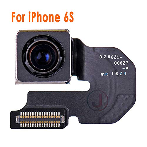 Johncase 12MP Autofocus Main Back Rear Camera Module Flex Cable Replacement Part Compatible iPhone 6s 4.7