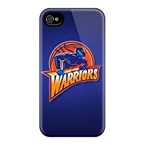 Shock-Absorbing Hard Cell-phone Cases For Iphone 6plus With Support Your Personal Customized Lifelike Golden State Warriors Pattern CristinaKlengenberg