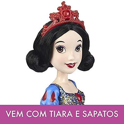 Disney Princess Royal Shimmer Snow White: Toys & Games