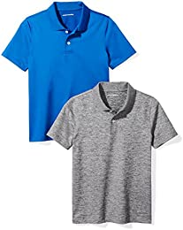 Boys 2-Pack Performance Polo