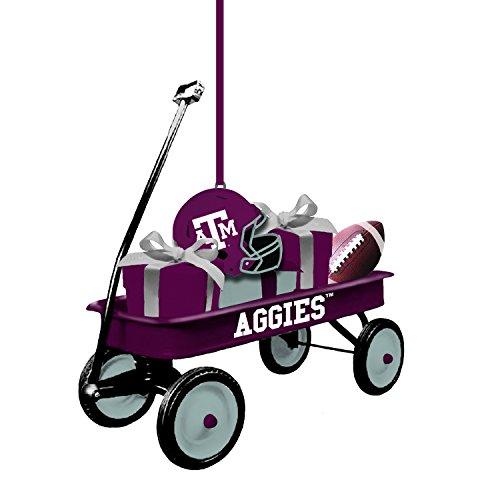Team Sports America Texas A&M Team Wagon (Texas A&m Decor)