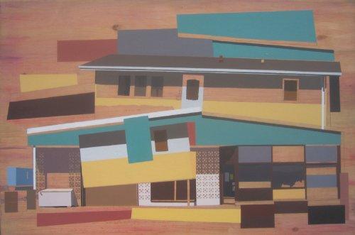 Re-Assembled Landscape (Fort Collins/Pekin) ()