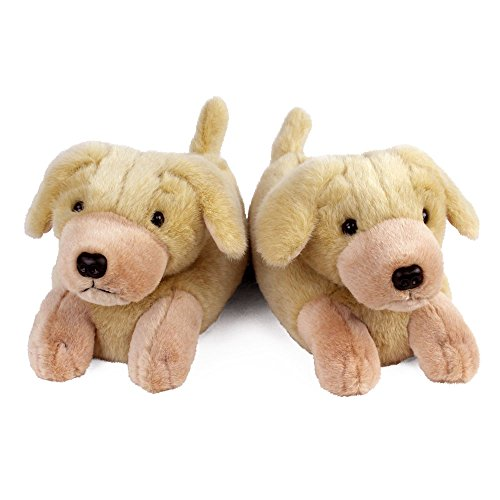 Yellow Slippers Slippers Yellow Labrador Yellow Labrador Slippers Labrador wqpxA68