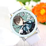 gorgeous 2018 full time master watch repair yellow leaves surrounding glory days soviet union less mu tang orange soft generic anime necklace pendant chain (high yingjie