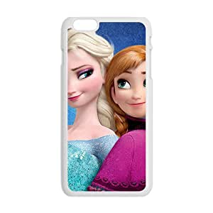 Frozen White iPhone plus 6 case