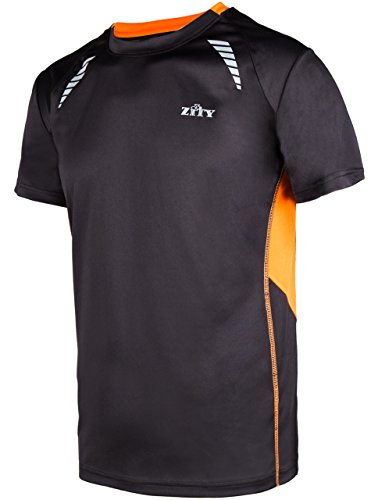 Zity-Mens-Polyester-Dry-Fit-Moisture-Wicking-Short-Sleeve-Athletic-T-Shirts