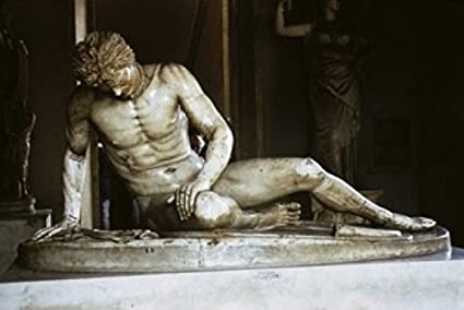 Museo Capitolino.Amazon Com The Dying Gaul Ca230 Bce Greek Art Marble Museo