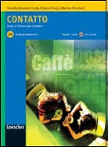 Descargar Epub Gratis Contatto. Vol. 1a. Con Cd Audio