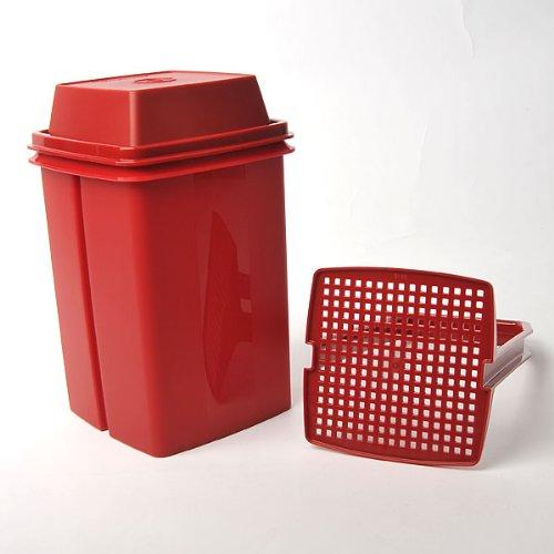 - Tupperware New Square Pick-a-deli Container