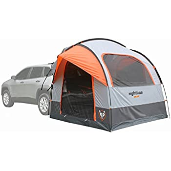 Rightline Gear 110907 SUV Tent  sc 1 st  Amazon.com & Amazon.com: Genuine Nissan Accessories 999T7-XY100 Hatch Tent ...