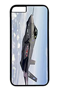 iPhone 6 Case, VUTTOO Personalized Protection Scratch Proof Hard PC Black Case Cover for New iPhone 6 4.7 Inch - Fighter 35