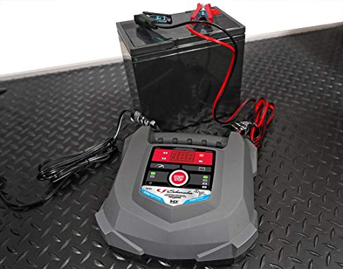 Schumacher SC1323 6/12V Fully Automatic Battery Charger and 3/15A Maintainer by Schumacher (Image #3)