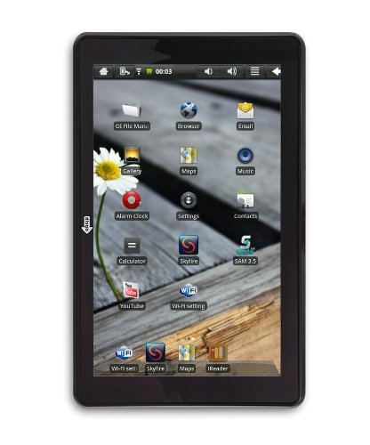 Disgo tablet 6000 touch screen tablet (1ghz, android 2. 2): amazon.