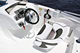 NORTHCAPTAIN Premium Sport Flip Up Boat Seat