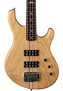 prs paul reed smith se kingfisher 4 string bass guitar with gig bag natural. Black Bedroom Furniture Sets. Home Design Ideas