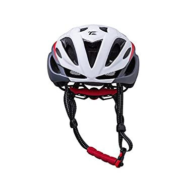 Eco-Friendly Super Light Casco Integralmente Bike, Ajustable Ligero Mountain Road Bike Cascos para