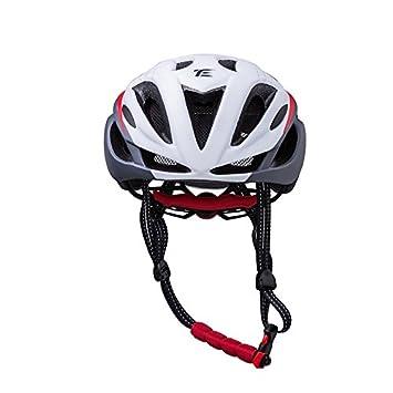 Eco-Friendly Super Light Casco Integralmente Bike, Ajustable Ligero Mountain Road Bike Cascos para