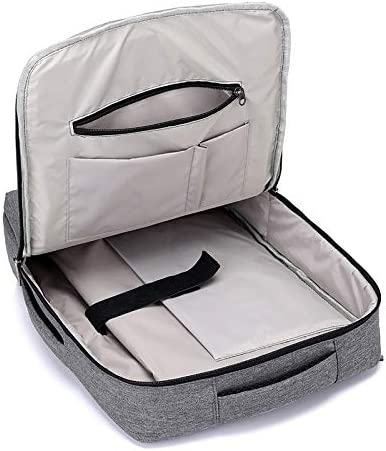 Semoic Waterproof Large Capacity Laptop Backpack 16Inch Antitheft Multi-Function Laptop Bag