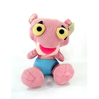 "Baby Pink Panther 11"" Plush: Toys & Games"