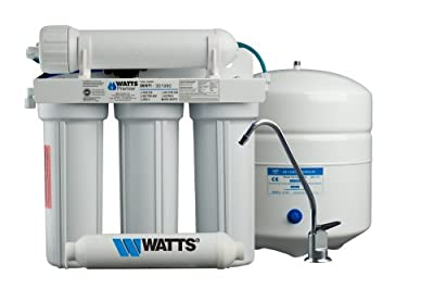 Watts 500032 5-Stage Reverse Osmosis System, Ultra 5