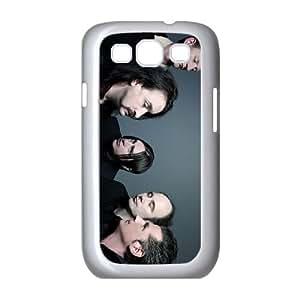 Samsung Galaxy S3 9300 Cell Phone Case Covers White Einstuerzende Neubauten MUS9194333