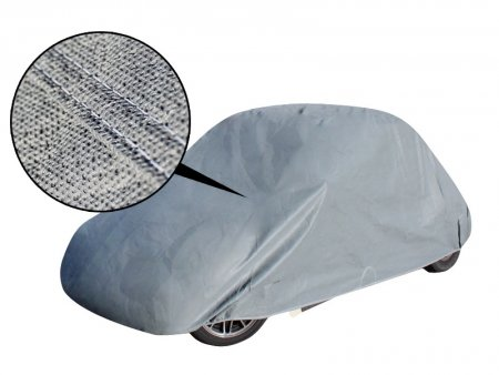 Car Cover, All Weather, VW Bug Sedan and Super Beetle Sedan, 1950-79 (Best Tires For Vw Beetle)