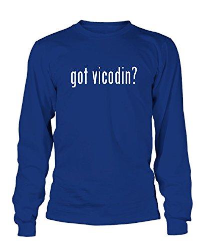got-vicodin-mens-adult-long-sleeve-t-shirt-blue-xxx-large
