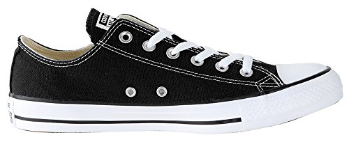 Converse Unisex Chuck Taylor All Star Borsetta Da Basket Nero 13,5 B (m) Us Women / 11,5 D (m) Us Men