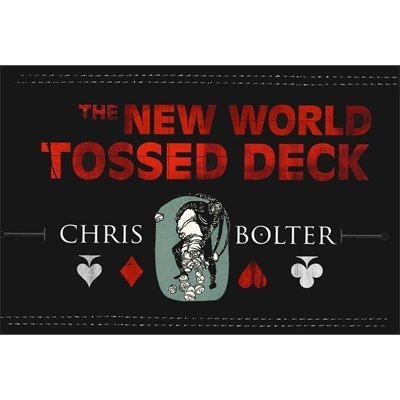 precioso New World Tossed Out Deck Deck Deck by Christopher Bolter by Agent 86 Magic Productions  la red entera más baja